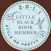Style Me Pretty - Little Black Book Certified